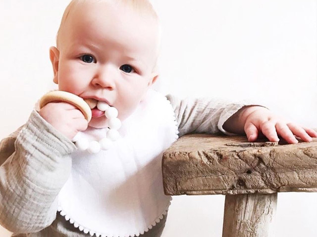 Teething Rings - Elle Belle Bespoke
